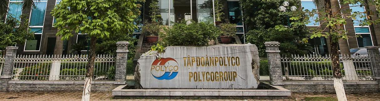 Toà nhà Polyco tại khu công nghiệp Từ Liêm, Hà Nội.