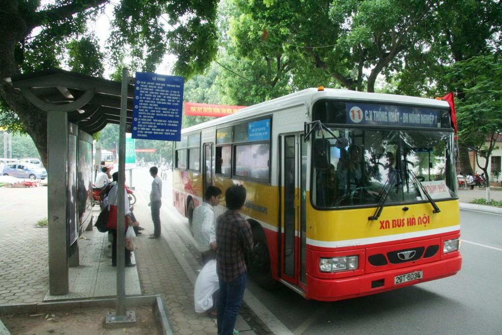 Thông tin đăng ký xe buýt