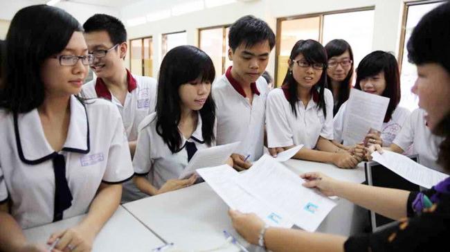 Dự thảo quy định tuyển sinh ĐH-CĐ 2016 sẽ tạo điều kiện cho thí sinh tự do xét tuyển. - Ảnh: internet