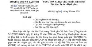 Tổ-chức-Kì-thi-THPT-quốc-gia-và-tuyển-sinh-ĐH,-CĐ-hệ-chính-quy-năm-2016-Đại-học-Công-Nghệ-Đông-Á