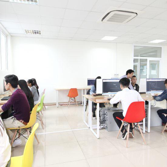 Phòng thực hành Công Nghệ Thông Tin
