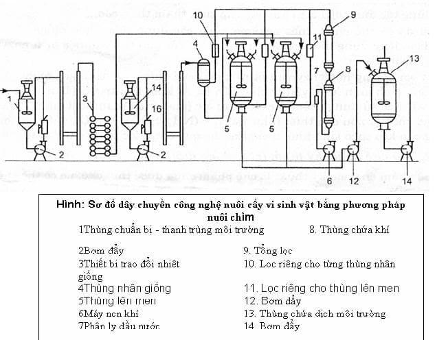 Nghiên cứu lựa chọn công nghệ và tự động hóa hệ thống thiết bị tách bia từ nấm men kết lắng sau lên men. 3