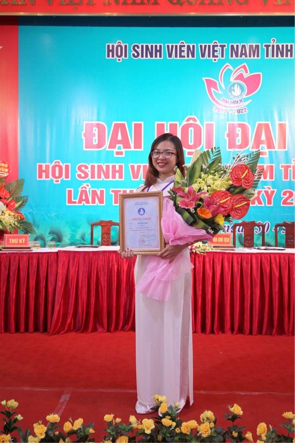 Lê Hoài Linh – lớp ĐH Kế Toán K4 – Khoa Kinh Tế