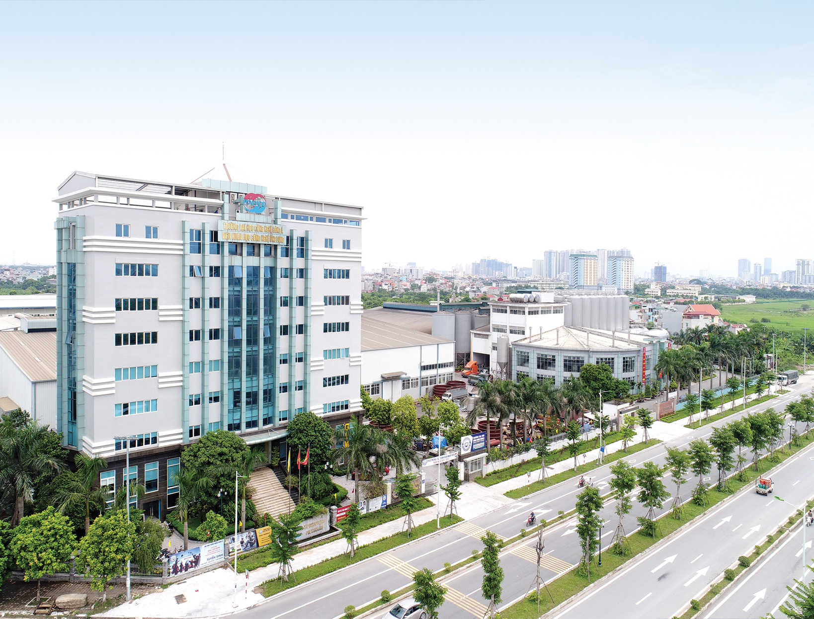 Tuyển sinh đại học 2019, Đại học Công nghệ Đông Á tuyển sinh 1.500 chỉ tiêu cho các ngành đào tạo.