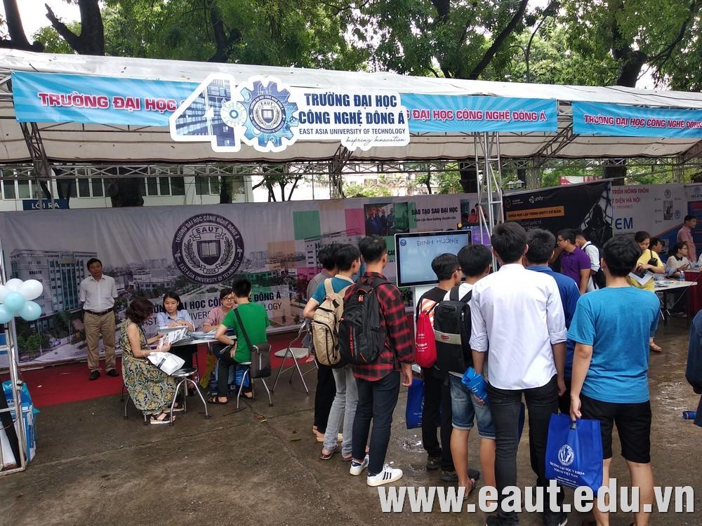 Đại học Công nghệ Đông Á tư vấn tuyển sinh 2018