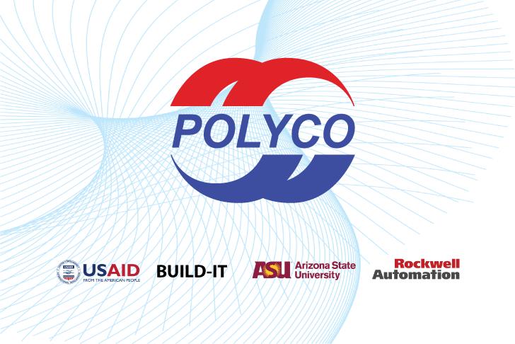 Hợp tác thành công giữa Tập đoàn POLYCO – ASU – Rockwell Automation trong dự án của USAID BUILD-IT