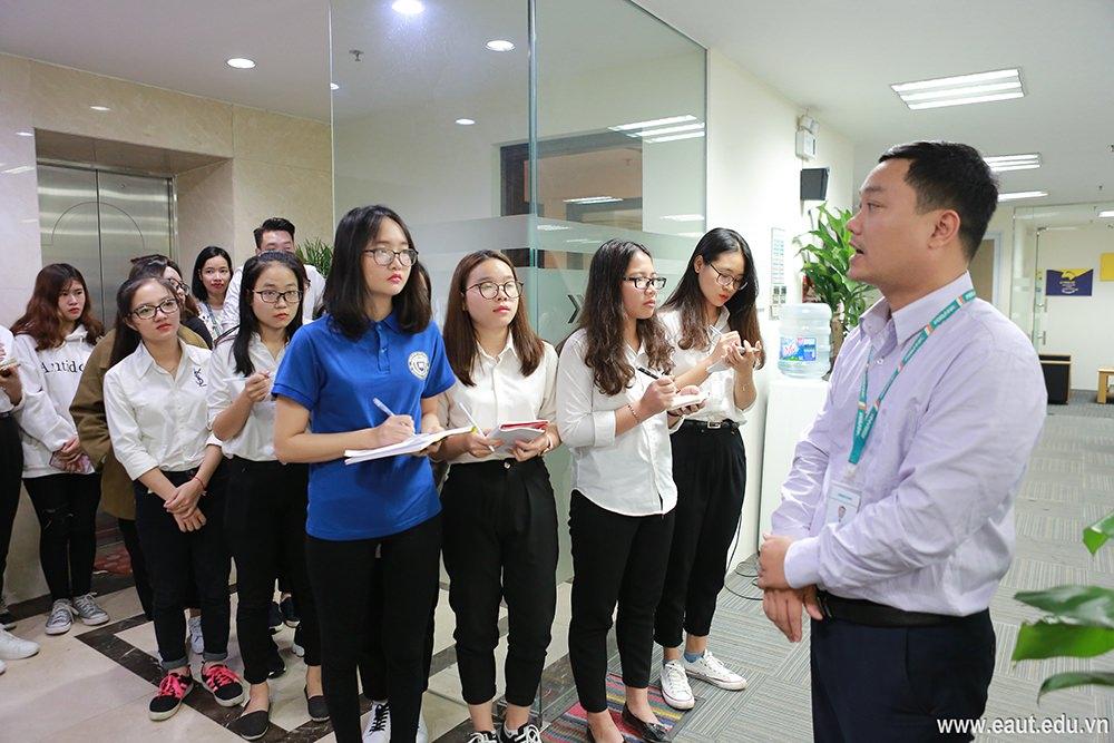Xét học bạ để trở thành tân sinh viên ĐH Công nghệ Đông Á, thực tập tại doanh nghiệp.