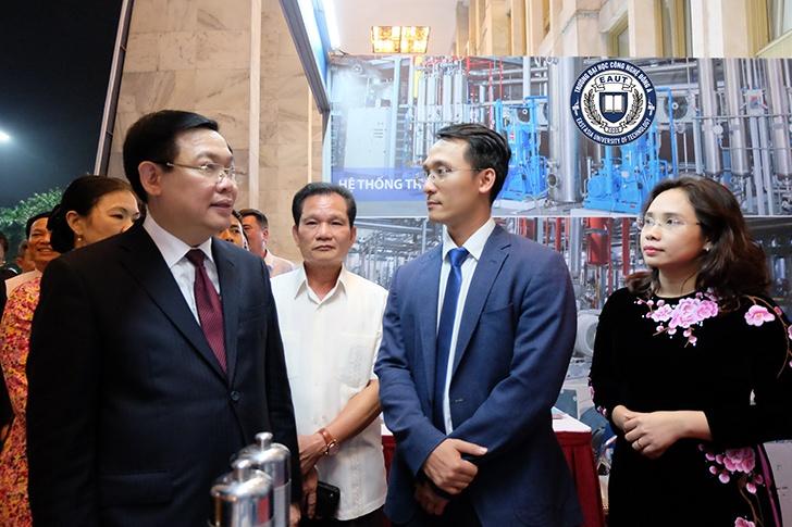 POLYCO: Góp phần đưa Hà Nội trở thành trung tâm công nghiệp công nghệ cao của cả nước