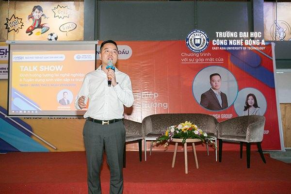 Triệu phú Nguyễn Xuân Lộc - Chủ tịch MSH Group chia sẻ làm thế nào để phát triển kỹ năng mềm một cách tốt nhất.