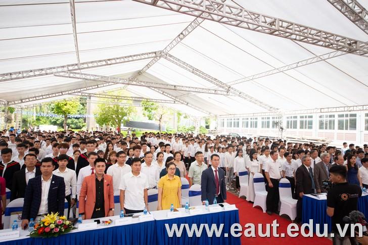 Trường Đại học Công nghệ Đông Á khai giảng năm học mới 2019 - 2020