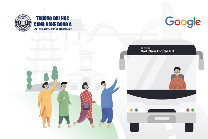 Học Kỹ Thuật Số Miễn Phí Cùng Việt Nam Digital Bus 4.0