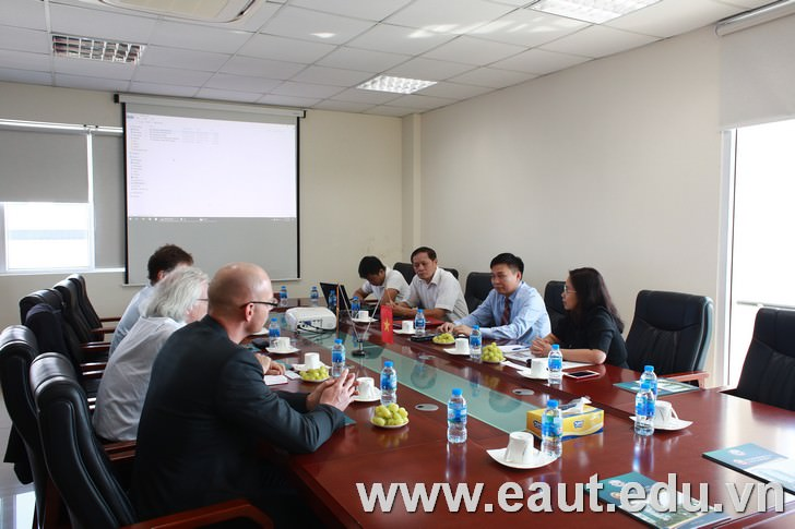 Ký kết thỏa thuận hợp tác với Trường Oberlinhaus Freudenstadt trong đào tạo học điều dưỡng tại Đại học Công nghệ Đông Á.
