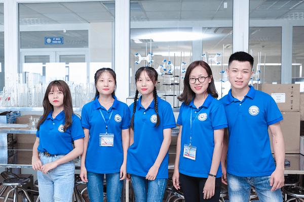 Sinh viên ngành dược sau khi ra trường còn có thể đảm nhận công việc với nhiều vai trò