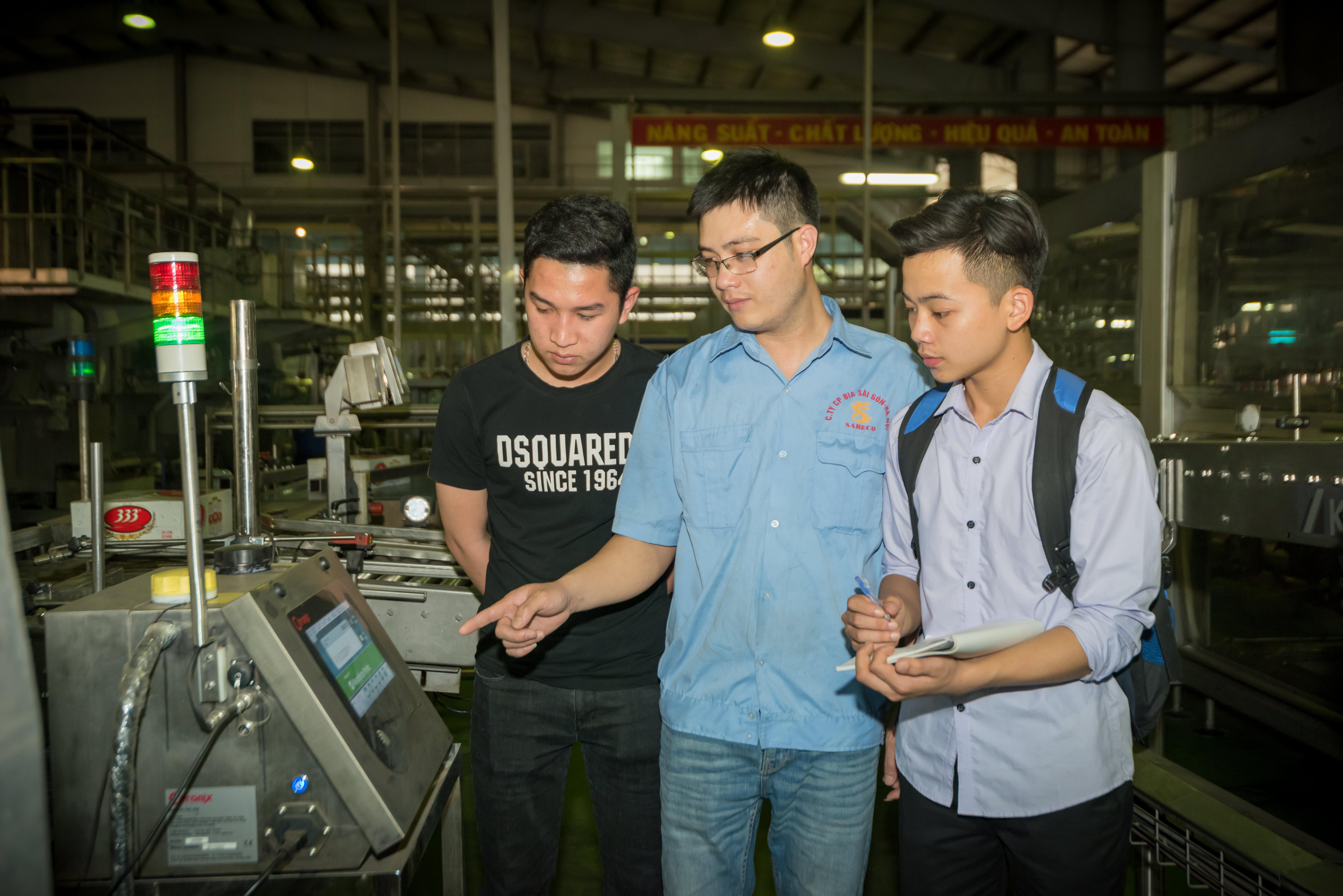 Lựa chọn ngành Chế tạo máy các sinh viên sẽ được học các kiến thức, kỹ năng gì?