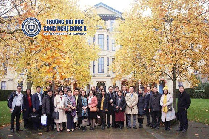 Du học Anh Quốc: Nhiều cơ hội cho sinh viên Việt Nam nghiên cứu, học tập