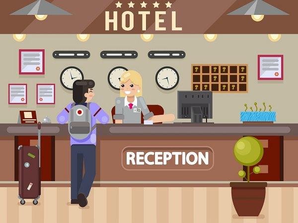 Yếu tố thứ hai của ngành Quản trị khách sạn: Tự tin, năng động, giao tiếp tốt, nhiệt tình và nhạy bén