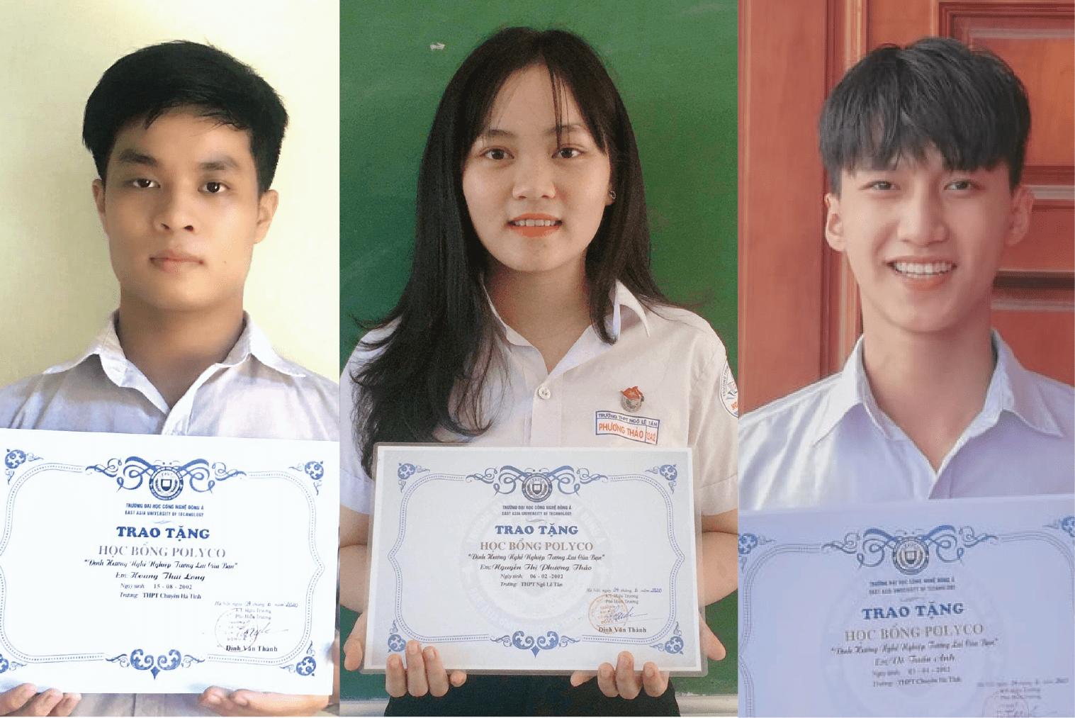(Tiếng Việt) Học bổng đại học – Giấc mơ Đại học Công nghệ Đông Á trong tầm tay