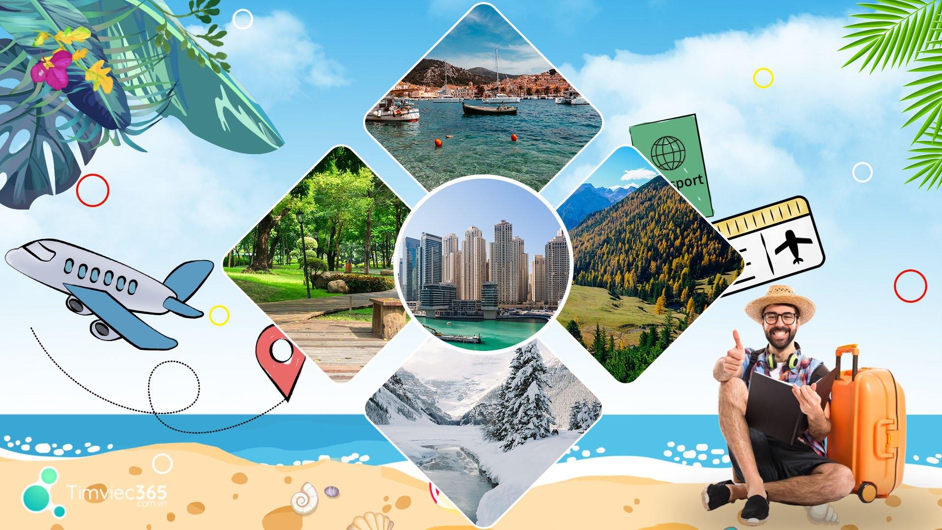Du lịch -lữ hành khám phá mọi địa danh
