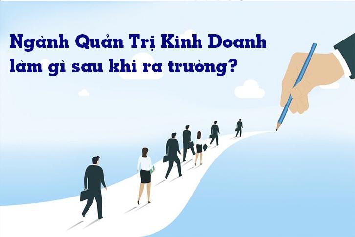 Cùng EAUT tìm hiểu triển vọng nghề nghiệp của ngành QTKD