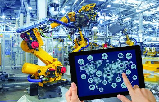 Công nghệ kỹ thuật điều khiển - tự động hoá